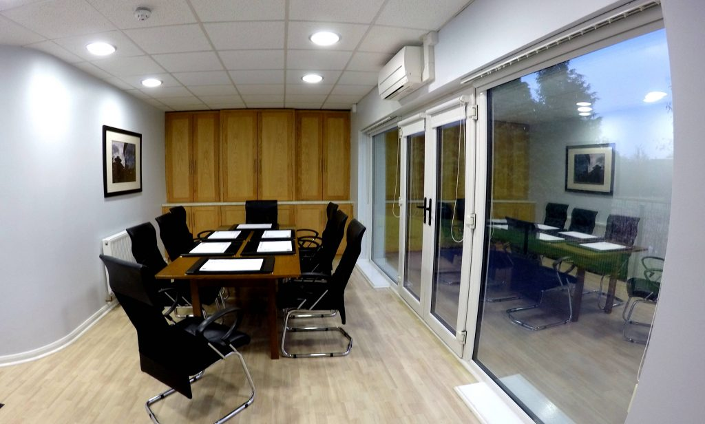 Boardoom Meeting Facility